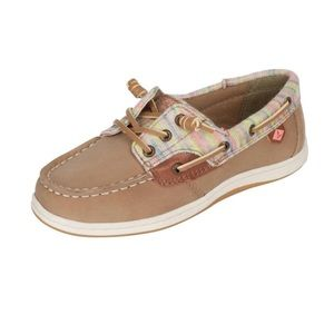 Sperry Songfish Multi Knit Greige
